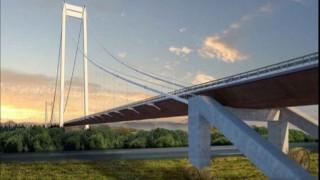 Италианско-японски консорциум ще построи моста над румънската част на Дунав