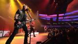 """Зад кулисите"" по време на турнето на Metallica"