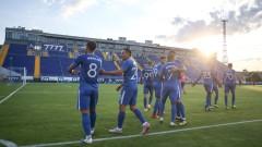 """Левски довърши започнатото срещу Ружомберок, нова """"синя"""" победа и място в следващия кръг на Лига Европа"""
