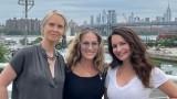 Ето как изглеждат Кари, Миранда и Шарлот днес