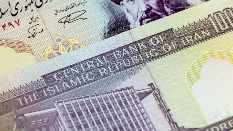 Иранската валута с най-голямо обезценяване в историята спрямо щатския долар.
