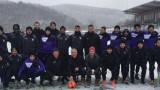 Краси Балъков дебютира с успех начело на Етър