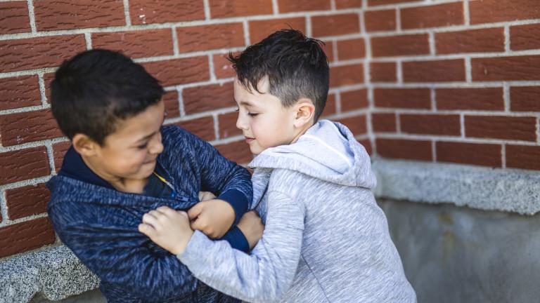 За значително нарастване на агресията сред българските ученици алармират от