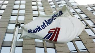 Bank of America с най-слаби резултати от големите американски банки