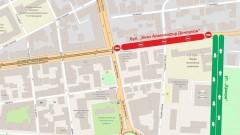 """Фандъкова иска асфалт вместо павета в част от столичния бул. """"Ал. Дондуков"""""""