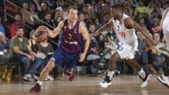 Баскетболният Барселона си гарантира петото място в Евролигата