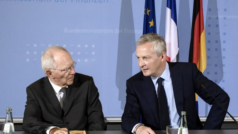 Берлин и Париж ускоряват интеграцията на еврозоната