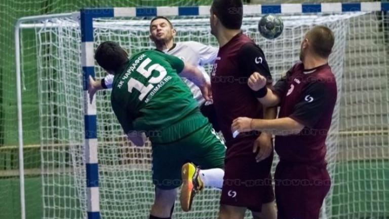 Чардафон победи в София коравия отбор на НСА с 31-21