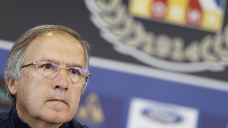 Георги Дерменджиев ще говори преди дербито с ЦСКА