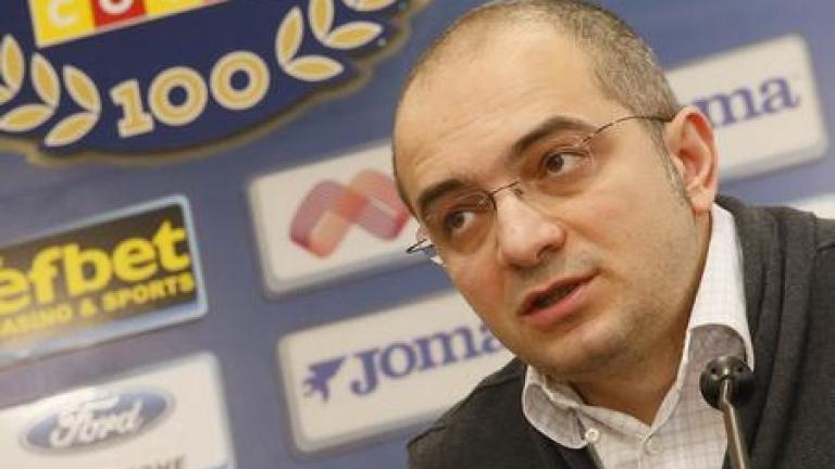 Васил Колев: Няма заплаха за фалит на Левски, няма и за лиценза