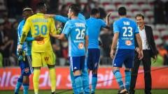 Марсилия спечели гостуването си на Каен с 2:0