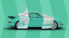 Когато и Puma се вдъхнови от Porsche 911