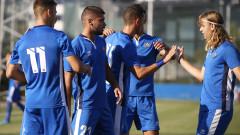 Левски U19 с категорична победа на турнира на БФС