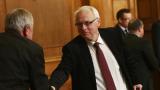 """Два провала на правителството в сектор """"Сигурност"""", преброи Енчев"""