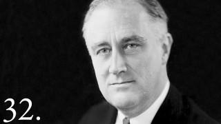 Пуснаха редки кадри с президента на САЩ Франклин Делано Рузвелт