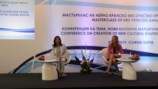 Йорданската принцеса впечатлена от развитието на туризма ни