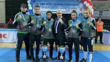 Втора световна титла за България от Мондиала по кикбокс