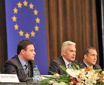 Сидеров: Ха, честито на Булгаристан в Европа