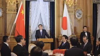 Япония и Китай откриват гореща линия по военни проблеми