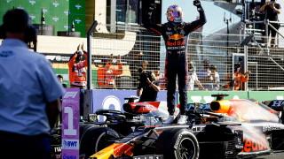 Макс Верстапен спечели Гран При на Нидерландия