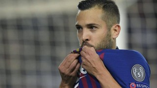 Жорди Алба: Искам да остана, защото обичам Барселона!