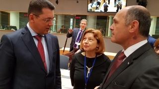 МВР шефът поиска пълен достъп до Шенгенската и визовата системи на ЕС