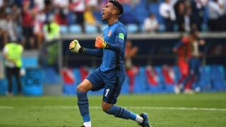 Расинг се спря на перуански национал вместо вратаря на Лудогорец Хорхе Броун