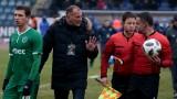 Антони Здравков: Имахме спад, но отборът продължава да върви по възходящ ред