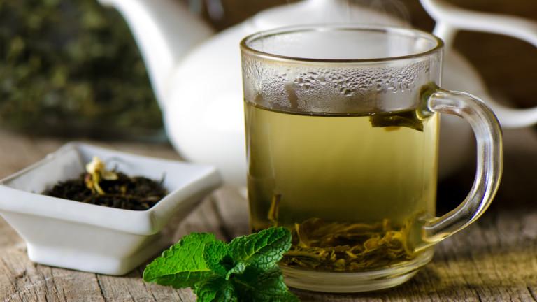 Зеленият чай - съюзник в борбата с алергиите