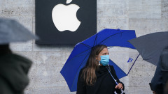 Apple си прави собствени предпазни маски