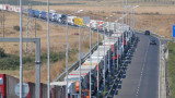 Стотици български тирове блокирани на турската граница заради неплатени глоби