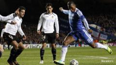 Супердрама - Челси разби Валенсия и спечели групата