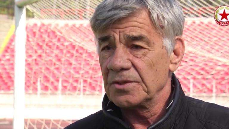 Стоян Йорданов: ЦСКА трябва да стигне нивото си от миналото