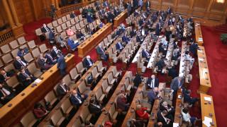 """Дебатите по петия вот на недоверие към кабинета """"Борисов-3"""" са в понеделник"""