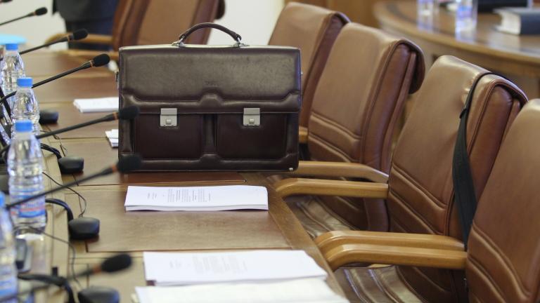 Петима министри организират президентските избори