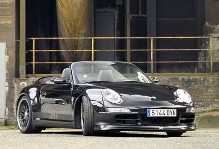Тунинг фирма атакува рекорда на Bugatti Veyron