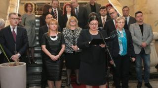 ЦИК обяви окончателното разпределение на депутатските мандати