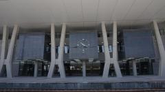 Движението на влаковете през Централна гара София се осъществява по разписание