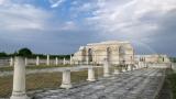 Папа Франциск дари € 5 хиляди за Голяма базилика в Плиска