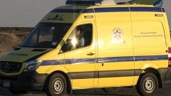 Автобусът с български туристи в Египет катастрофирал заради висока скорост