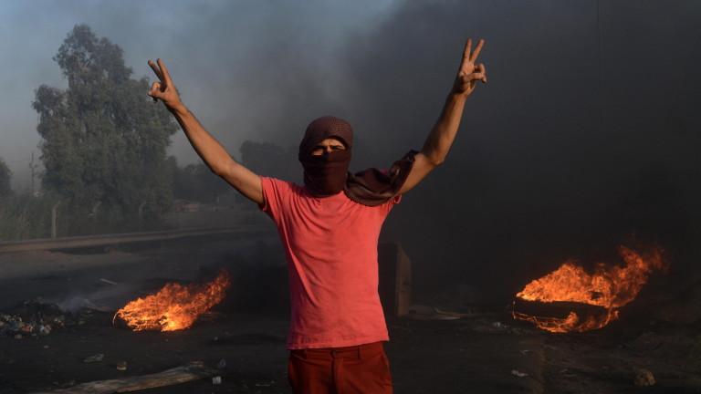 Иракските сили за сигурност използвали прекомерна сила при протестите, 157 убити