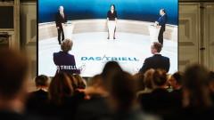 Преднината на Германските социалдемократи намалява