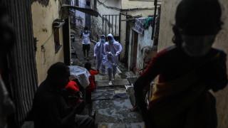 Над 600 000 са заразените в Индия