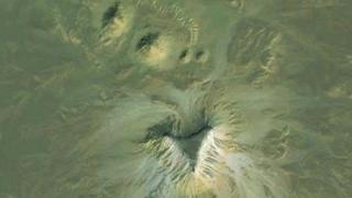 Мистериозните открития на Google Earth (ВИДЕО)