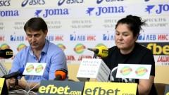 Ива Уорън: Първо в елита, после в Европа!