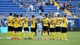 Ботев (Пловдив) - Витоша (Бистрица) 2:1, втори гол на Перван