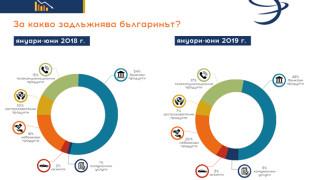 Профилът на българин с необслужван заем е до 30-годишен и зодия рак