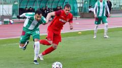 Ивайло Марков с първи гол за Апоел Хадера