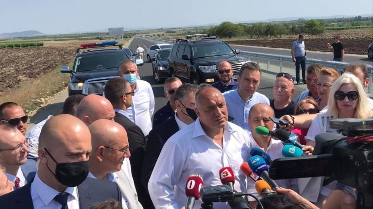 Борисов искал да чуе протестиращите как ще управляват, а не да показват бесилки и ковчези