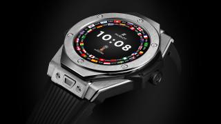 Hublot пуска дизайнерски смарт часовник за Световното